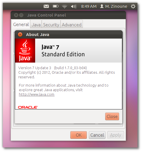 Howto- Install Oracle Java7 in Ubuntu12.04 Precise Pangolin | PPA