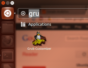 Grub Customizer 2.5.5 is available- Customize grub/Burg from a GUI interface