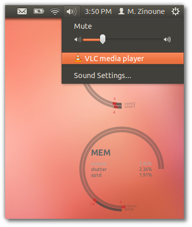 Tip for Ubuntu 12.04- Add a new player to the sound menu