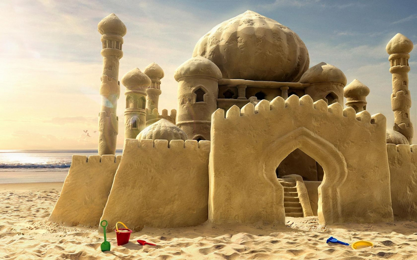 Image result for sand house pic
