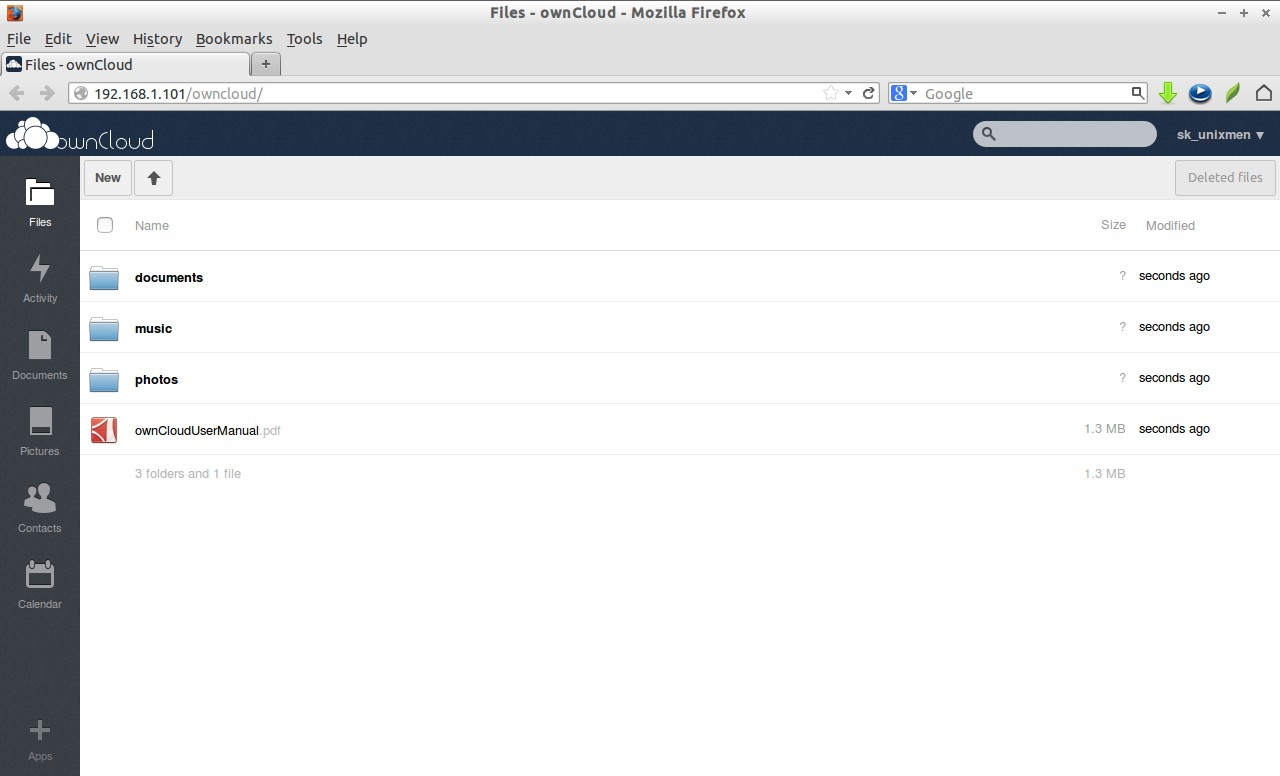 ownCloud Forums