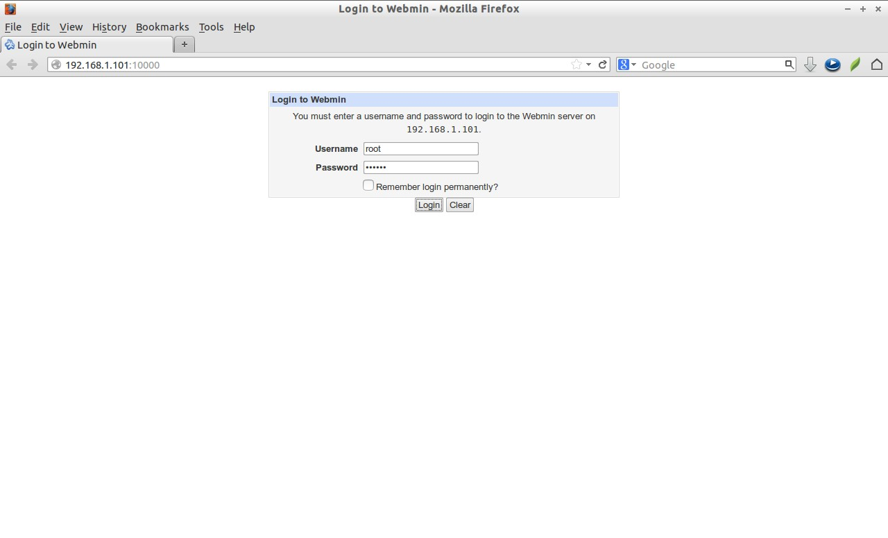 Login To Webmin Mozilla Firefox_001 How To Hack Someones Facebook