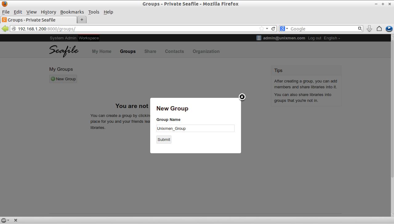 Groups - Private Seafile - Mozilla Firefox_008