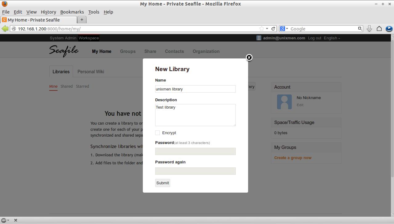 My Home - Private Seafile - Mozilla Firefox_004