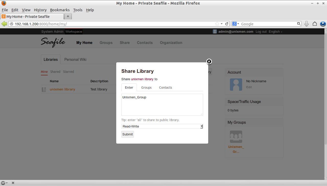 My Home - Private Seafile - Mozilla Firefox_012