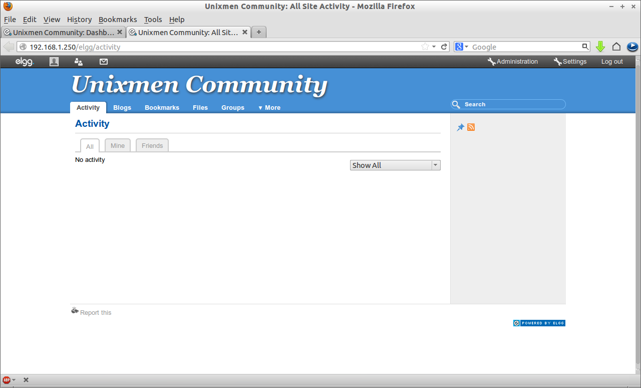 Unixmen Community: All Site Activity - Mozilla Firefox_009