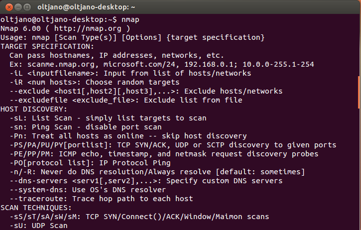 Scan Your Home Network With Nmap | Unixmen