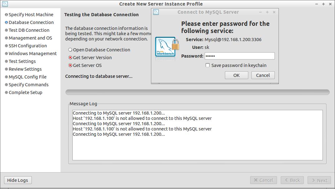 Create New Server Instance Profile_003