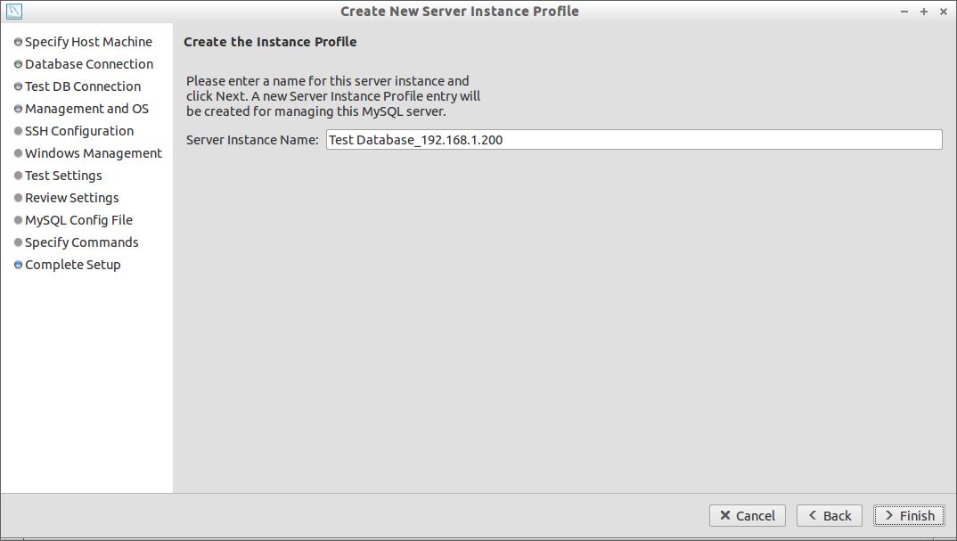 Create New Server Instance Profile_006