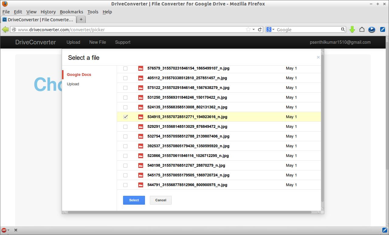 DriveConverter | File Converter for Google Drive - Mozilla Firefox_010