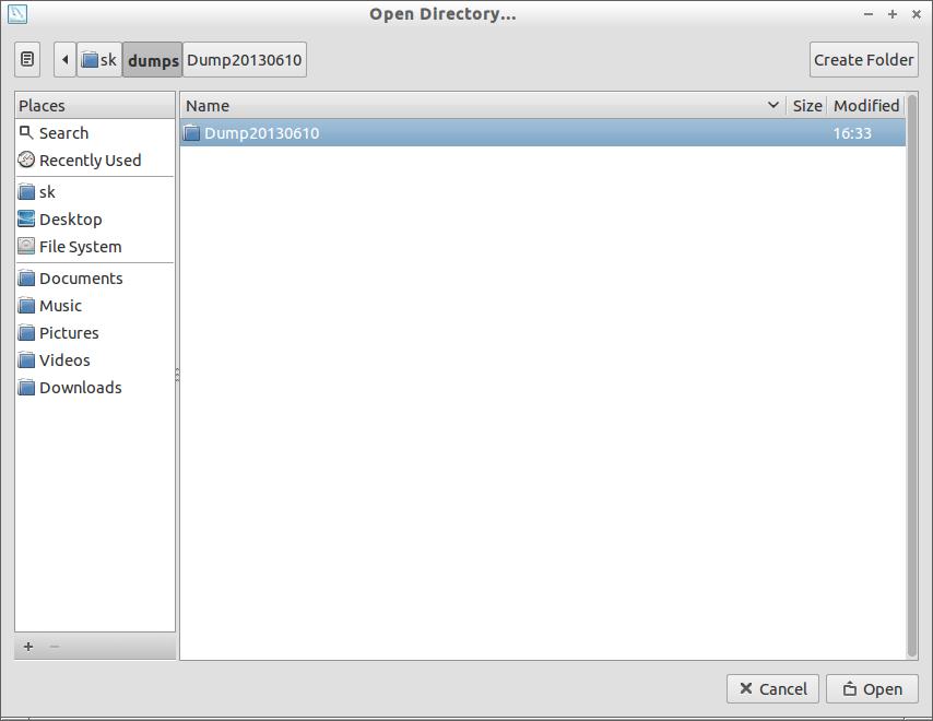 Open Directory