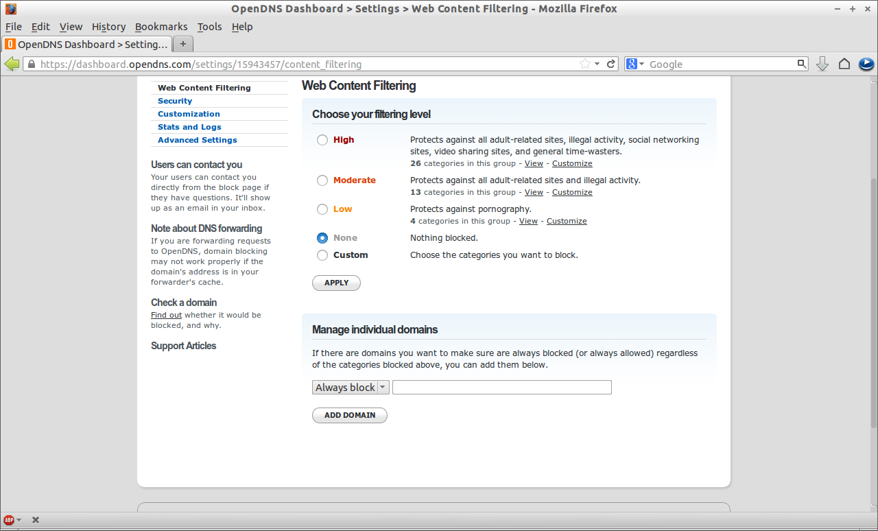 OpenDNS Dashboard - Settings - Web Content Filtering - Mozilla Firefox_015
