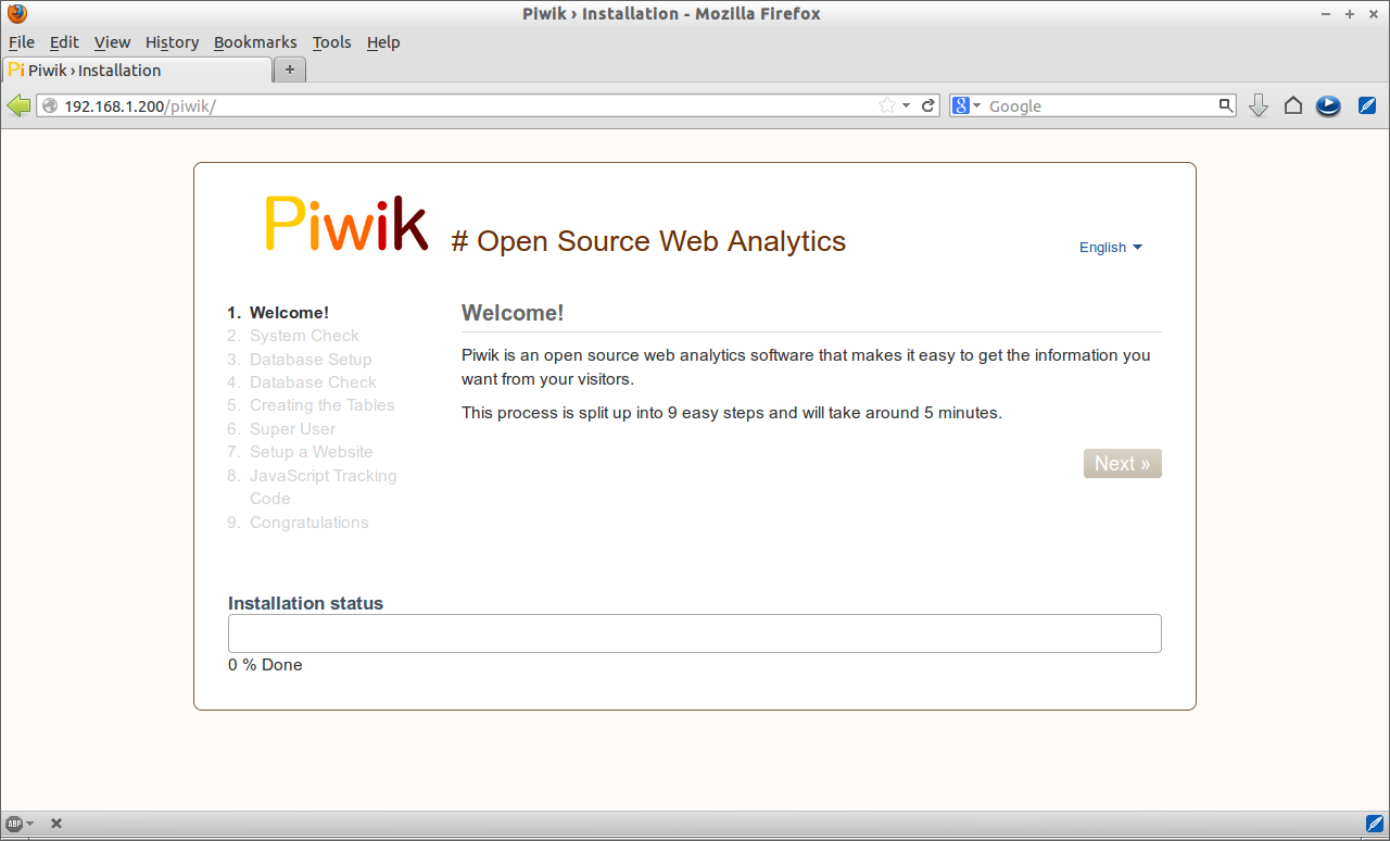 Piwik › Installation - Mozilla Firefox_001
