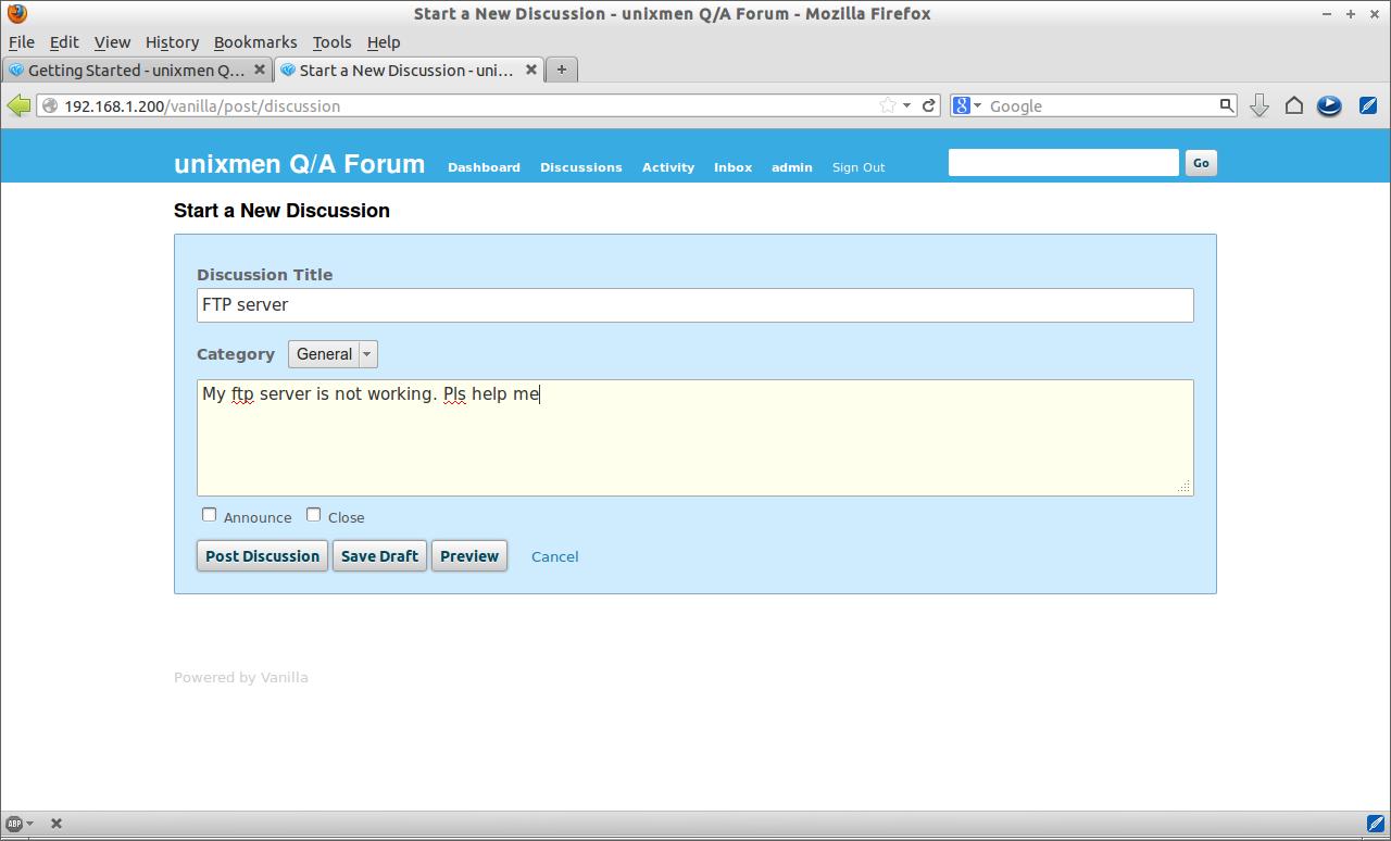 Start a New Discussion - unixmen Q-A Forum - Mozilla Firefox_007
