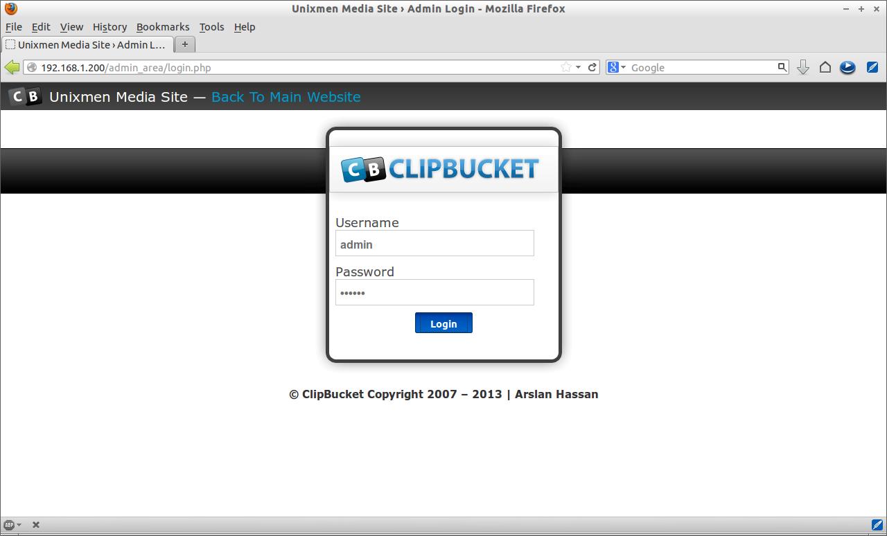 Unixmen Media Site › Admin Login - Mozilla Firefox_009