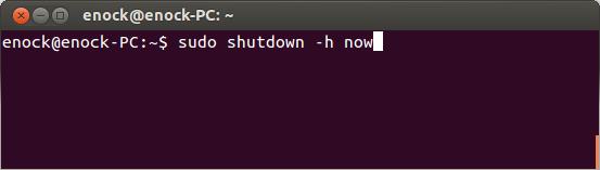 shutdown-now