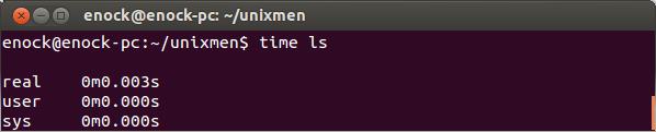 time-ls-unixmen