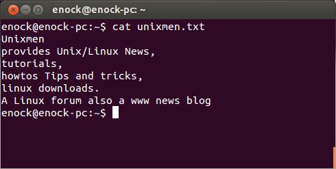 cat-unixmen