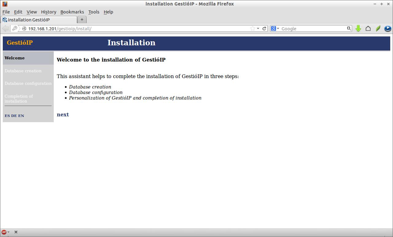 installation GestióIP - Mozilla Firefox_003