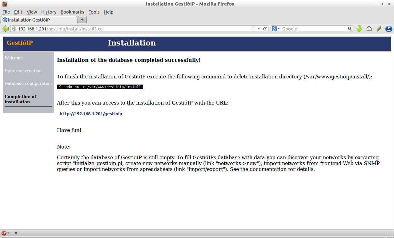 installation GestióIP - Mozilla Firefox_007