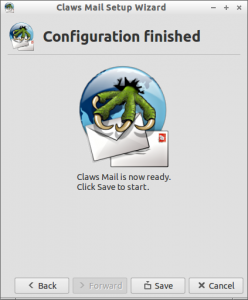 Claws Mail Setup Wizard_008