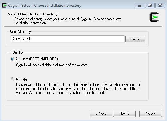 Cygwin_Setup