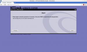 'Unixmen' - HTTrack Website Copier - Chromium_009