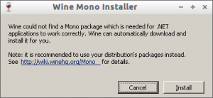 Wine Mono Installer_009