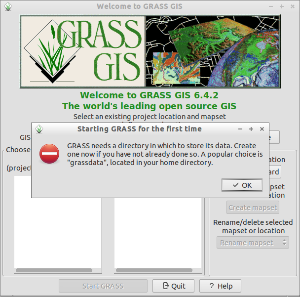 Welcome to GRASS GIS_002