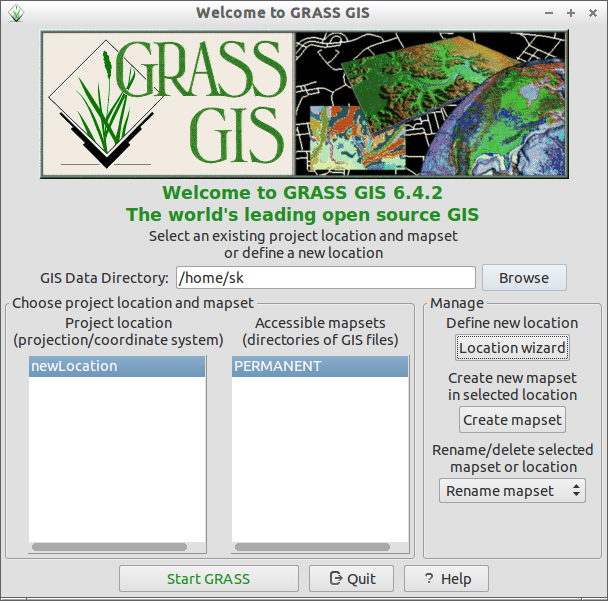 Welcome to GRASS GIS_011