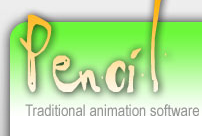 Pencil: A Simple and Powerful Traditional Animation Software