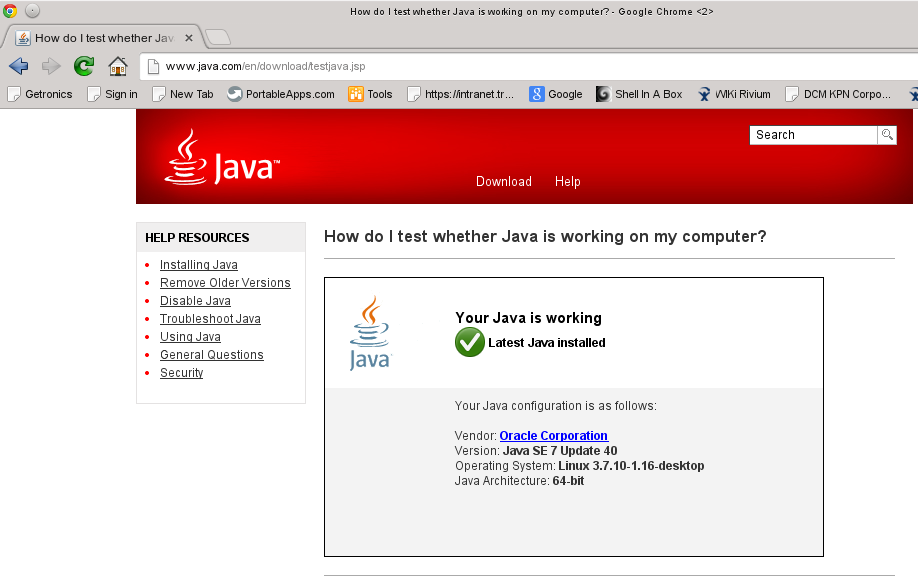 java runtime environment 1.7 free download