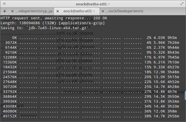 JDK-Downloading
