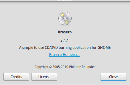 How To Install Brasero In Elementary OS 'Luna'