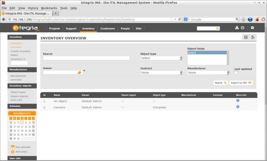 Integria IMS - the ITIL Management System - Mozilla Firefox_010