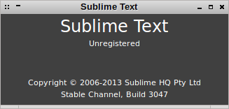 How To Install Sublime Text 3 In Crunchbang 11 'Waldorf'
