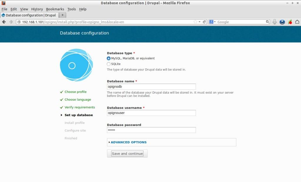 Database configuration | Drupal - Mozilla Firefox_004