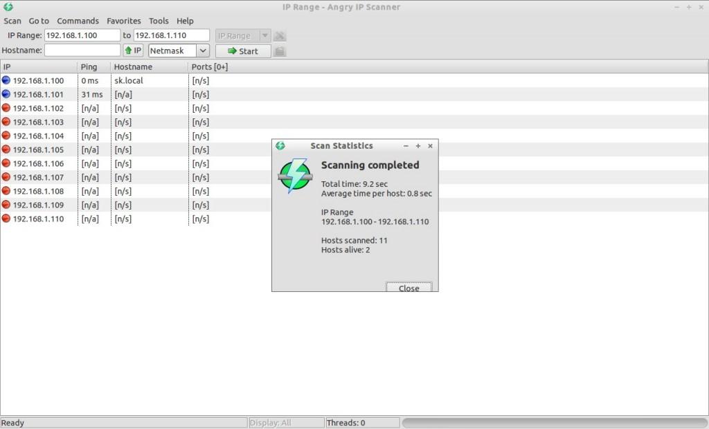 IP Range - Angry IP Scanner _007