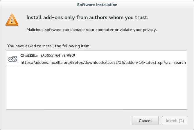 ChatZilla_Install