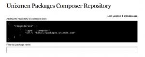 Unixmen-packages