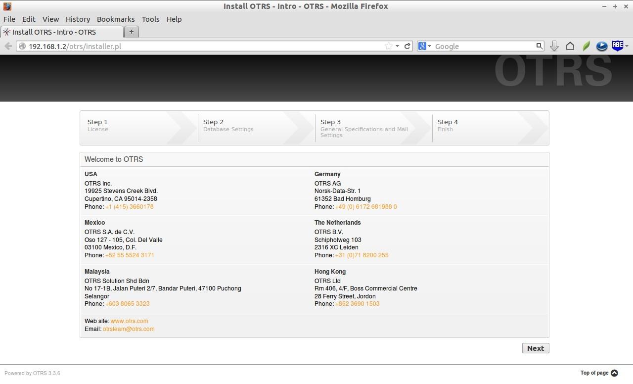 Install OTRS - Intro - OTRS - Mozilla Firefox_002