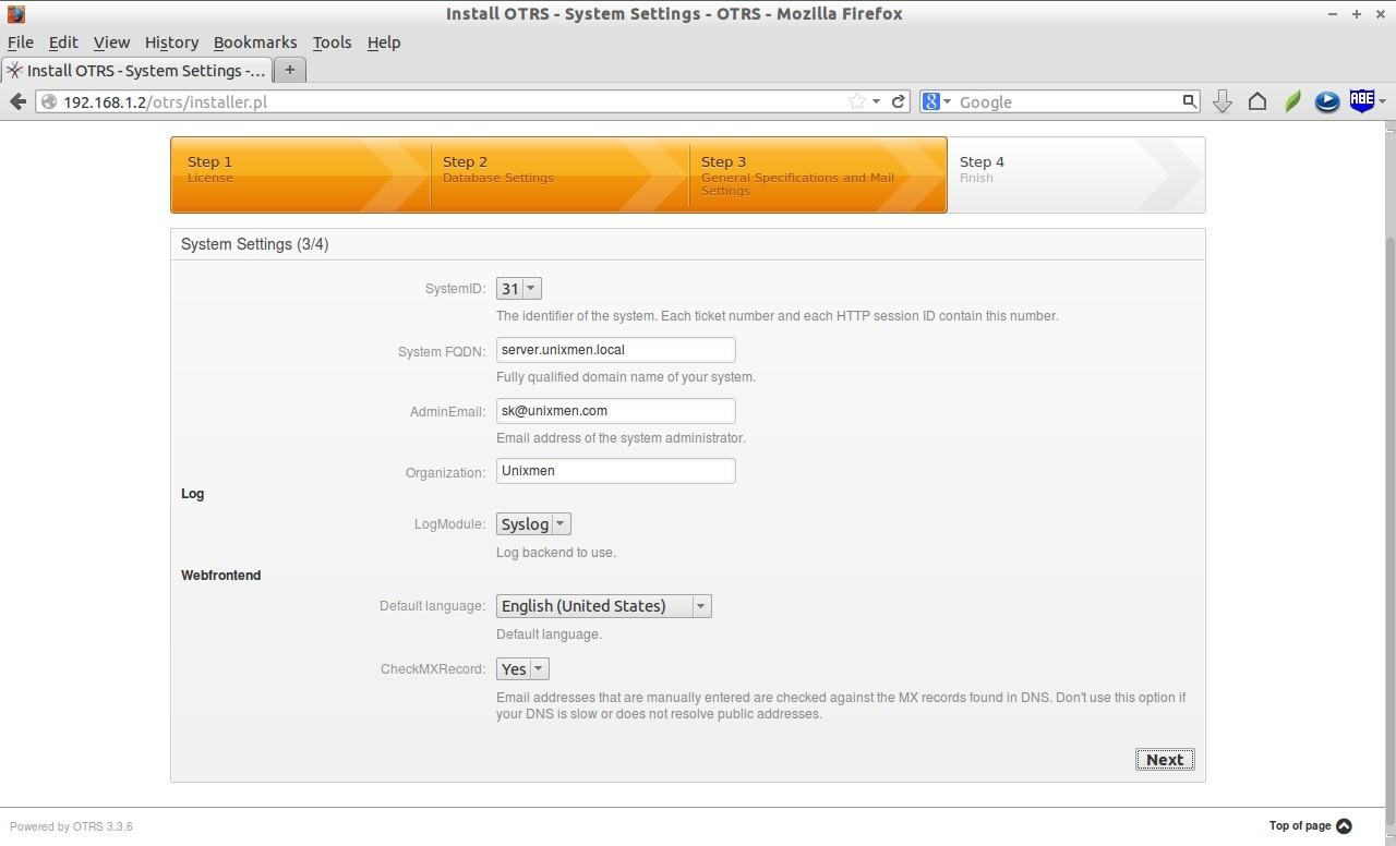 Install OTRS - System Settings - OTRS - Mozilla Firefox_008