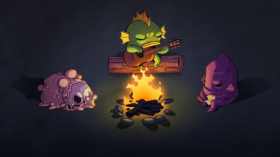 Nuclear Throne Game Now Supports The Linux Platform