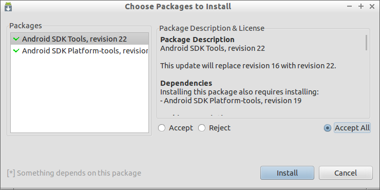 Choose Packages to Install _003