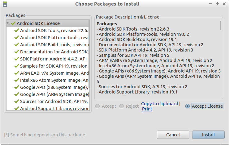 Choose Packages to Install _009