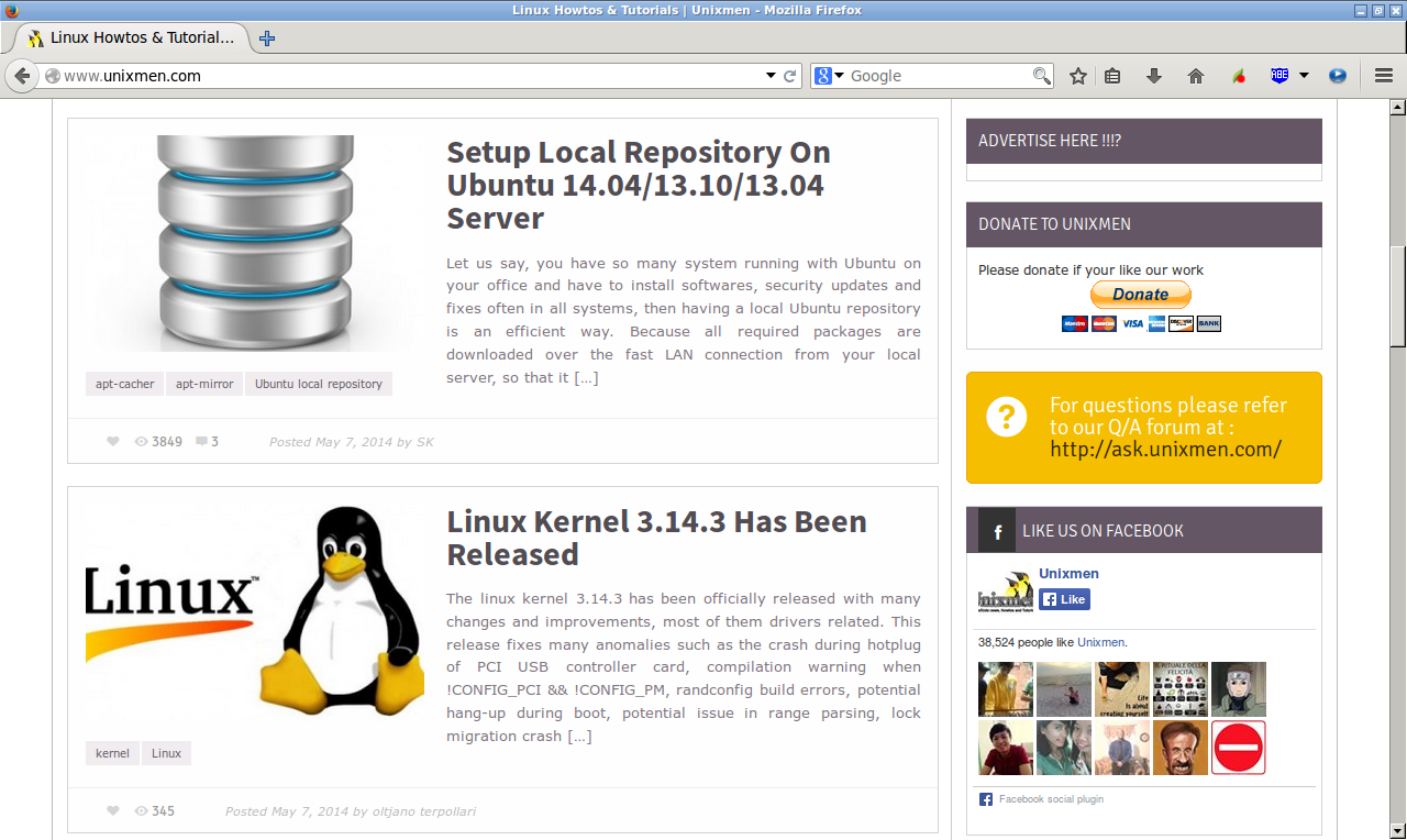 Linux Howtos & Tutorials | Unixmen - Mozilla Firefox_005