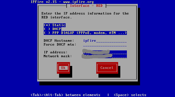 IPFire [Running] - Oracle VM VirtualBox_030