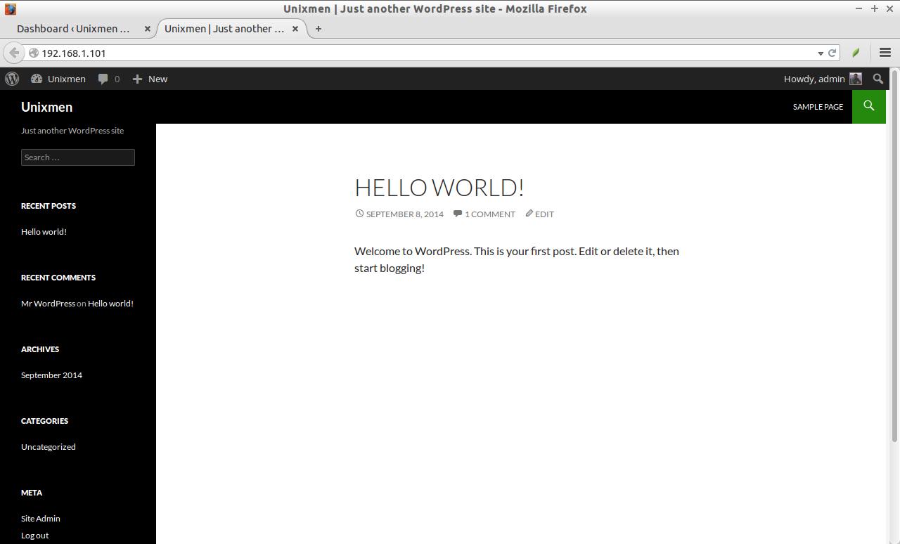 Unixmen | Just another WordPress site - Mozilla Firefox_005