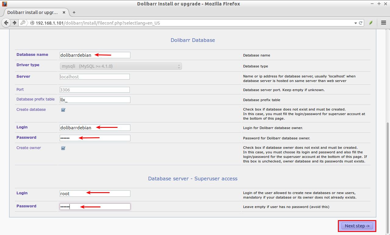 Dolibarr install or upgrade - Mozilla Firefox_005
