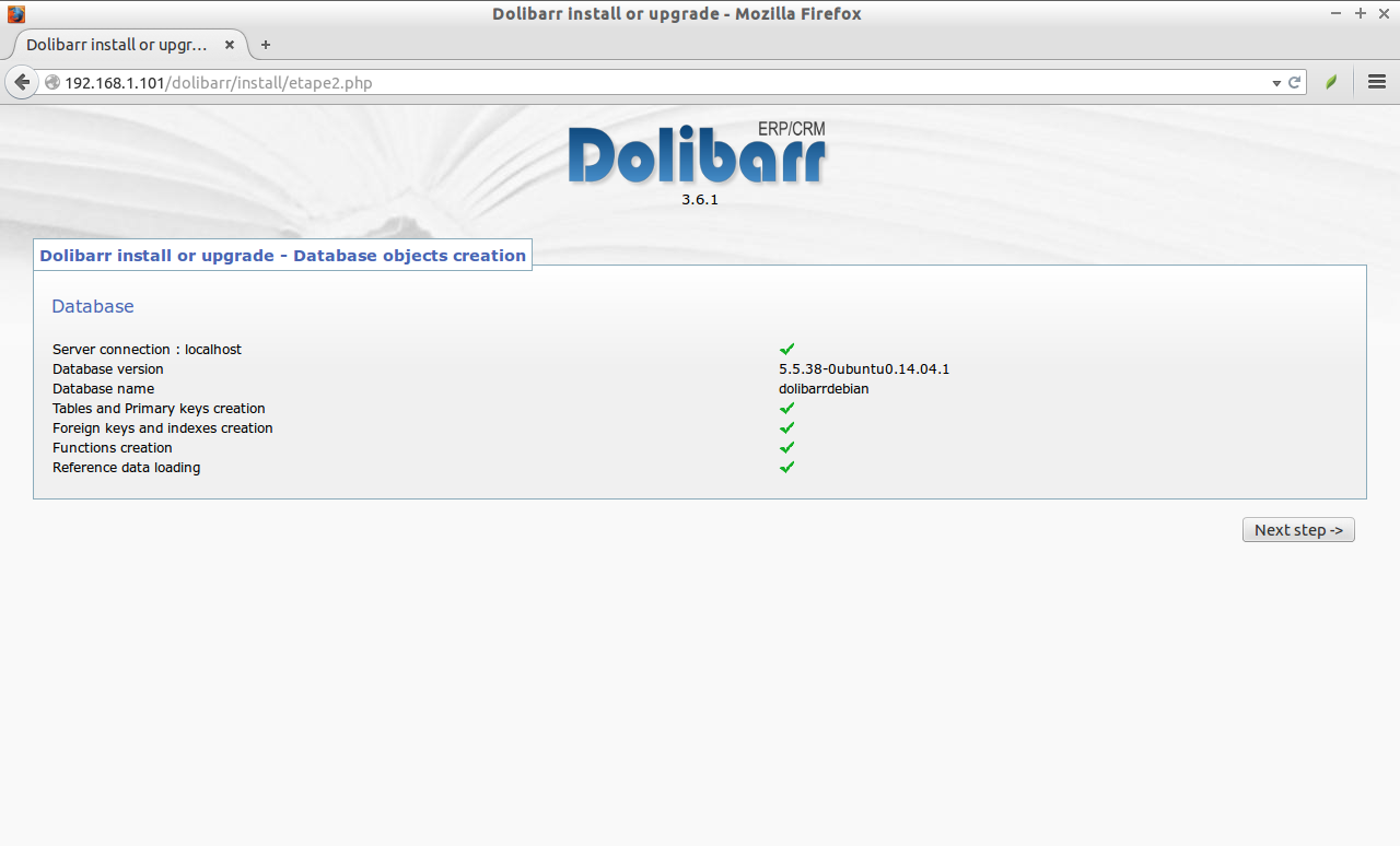 Dolibarr install or upgrade - Mozilla Firefox_007